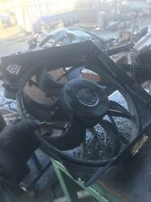 2008 Vauxhall Zafira Rad And Fan Pack