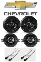 """Kicker DS Front 3.5""""+Side 5.25"""" Speaker Replacement For 2005-13 Chevy Corvette"""