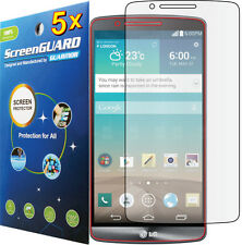 5x Clear LCD Screen Protector Guard Cover Film LG G3 D850 D851 LS990 VS985 G3