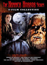 Hammer Horror: 8-Film Collection (DVD, 2014, 4-Disc Set) FREE SHIPPING