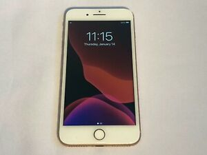 iPhone 8 Plus Gold Sprint/T-Mobile Only (Bad Home Button)