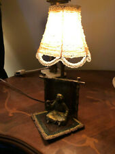 "Austrian Lamp ""The Rug Seller"""