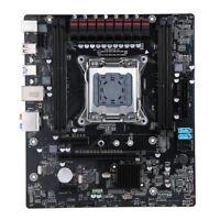 Motherboard X79 LGA2011 Micro ATX PCI-E NVME M.2 PC Desktop SSD REG ECC Memory