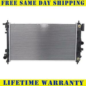 Radiator For 2011-2013 Buick Regal 2.0L Lifetime Warranty Fast Free Shipping