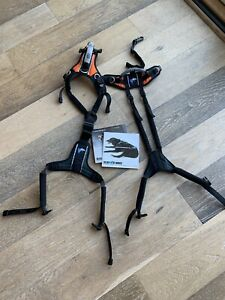 Genuine Help Em Up Harness, medium, lightly used, front and back