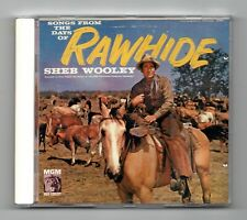 RAWHIDE: SHEB WOOLEY Songs From The Days of Rawhide CD NEW