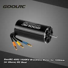 GoolRC 4082 1600KV 4 Poles Brushless Sensorless Motor for RC Boat U5U4