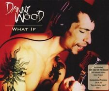Danny Wood What if (2003) [Maxi-CD]