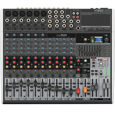 Audio Mixer X1832USB with Effects