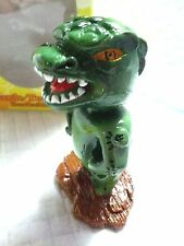 "Chibi Essence Bobblehead Bark-Terror ""Barkzilla"" Reno Comic Con Exclusive Lizard"