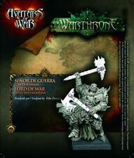 AVATARS OF WAR - AOW17 Lord of War with Two Weapons *Warhammer Style*