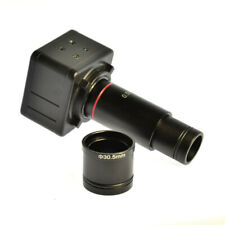 5.0MP USB Stereo Microscope Digital Camera Eyepiece with C-mount Adapter Ring 30