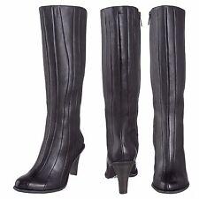 """TSUBO """"Kampot"""" Botte Cuir Noir Women's Shoes UK 5.5 US 7 EUR 38 (rrp:279€)"""