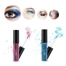 2018Metallic Eyeshadow Eye Makeup Glitter Liquid Eyeliner Eyeshadows Pencils Pen