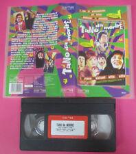 VHS film TANO DA MORIRE 1997 Nino D'Angelo LUCKY RED 515118 (F28) no dvd