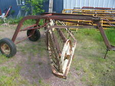 International Harvester McCormick  PULL TYPE HAY RAKE GROUND DRIVE  5 Bar