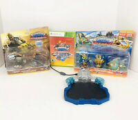 Skylanders SuperChargers Mega Pack - Xbox 360 Game Portal & Figures In Box