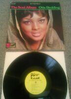 OTIS REDDING - THE SOUL ALBUM LP EX (+) !!!! RARE ORIGINAL U.S VOLT / ATLANTIC