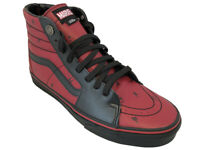 Vans Marvel Deadpool Limited edition skateboard shoes VN0A38GEUBJ Multiple sizes
