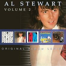 AL STEWART - ORIGINAL ALBUMS SERIES VOL 2 - NEW CD BOX SET