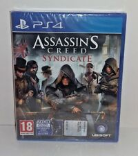 Assassin's Creed Syndicate PS4 NUOVO ITA