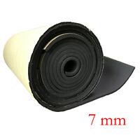 2Roll 7mm Car Sound Proofing Deadening Vehicle Insulation Closed Cell Foam