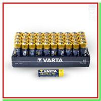 40 VARTA INDUSTRIAL 4006 Pile Stilo Batterie AA Alcaline MN1500 LR6 AM3 exp 2029