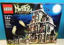 LEGO Haunted House 10228 Monster Fighters *New Sealed box has shelf wear* Zombie
