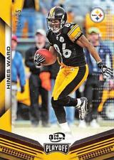 2019 Playoff 3rd Down #48 Hines Ward 17/25 Steelers