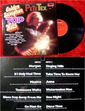 LP Pete Tex: Golden Saxophon Top Hits (1976)