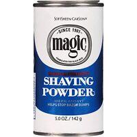 Softsheen-Carson Magic Shave Regular Strength Shaving Powder, 5 oz