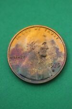 Toned 1975 S Lincoln Memorial Cent Proof Uncirculated Flat Rate Shipping TOM093