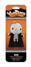 YooDara Good Luck Charm ~ RICO ~Wisdom Tribe NEW Collectible Keychain