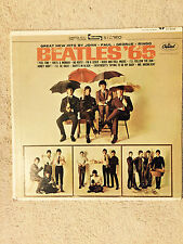 BEATLES '65 ST-2228 CAPITOL RECORDS  Great new hits by JOHN PAUL GEORGE RINGO
