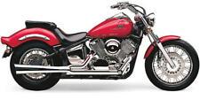Cobra Power Pro 2-into-1 Exhaust System Chrome #2417 Yamaha V-Star 1100
