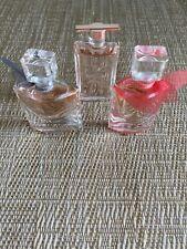 Lancome La Vie Est Belle, La Vie Est Belle Rose and Idole 3 Miniatures