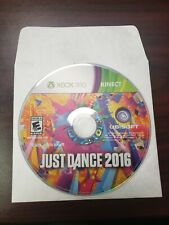 Just Dance 2016 (Microsoft Xbox 360) - DISC ONLY