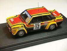 FIAT 131 ABARTH GR4 N°12 MONTECARLO 1980 MOUTON/ARII BUILT UP PINKO 1/43