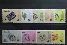 Lesotho 801-809 ** postfrisch #SY285