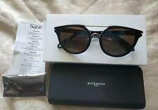 Givenchy 7034/S Black Sunglasses - Brand new