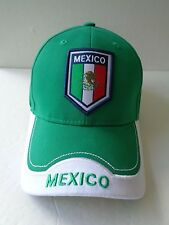 MEXICO RHINOX GROUP WORLD CUP '14 PENALTY SPOT ADJUSTABLE HAT ~ NEW