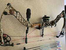 New listing mathews z7 compound bow 29in 75lbs Right