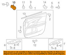 TOYOTA OEM Front Door-Window Switch 8404006020