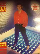 Bill Sharpe Famous People Vinyl Album In Excellent Condition