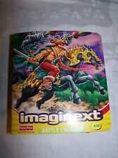 Imaginext Battle Charger - 78514, New on card , retired 2002