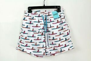"Chubbies Weekend Mens Medium and Large The Last Runs 5.5"" Swim Trunks Short NWT"