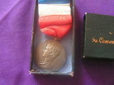 medaille du travail 1919 argent