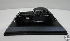 Oxford 1/43 Jss002 Black Jaguar SS 2.5 Saloon