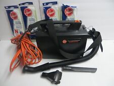 Hoover Ch30000 Porta Power Lightweight Commercial Canister Portable Vacuum