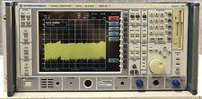 Rohde Amp Schwarz Fsiq 26 Signal Analyzer 20hz 265ghz Loaded With Options